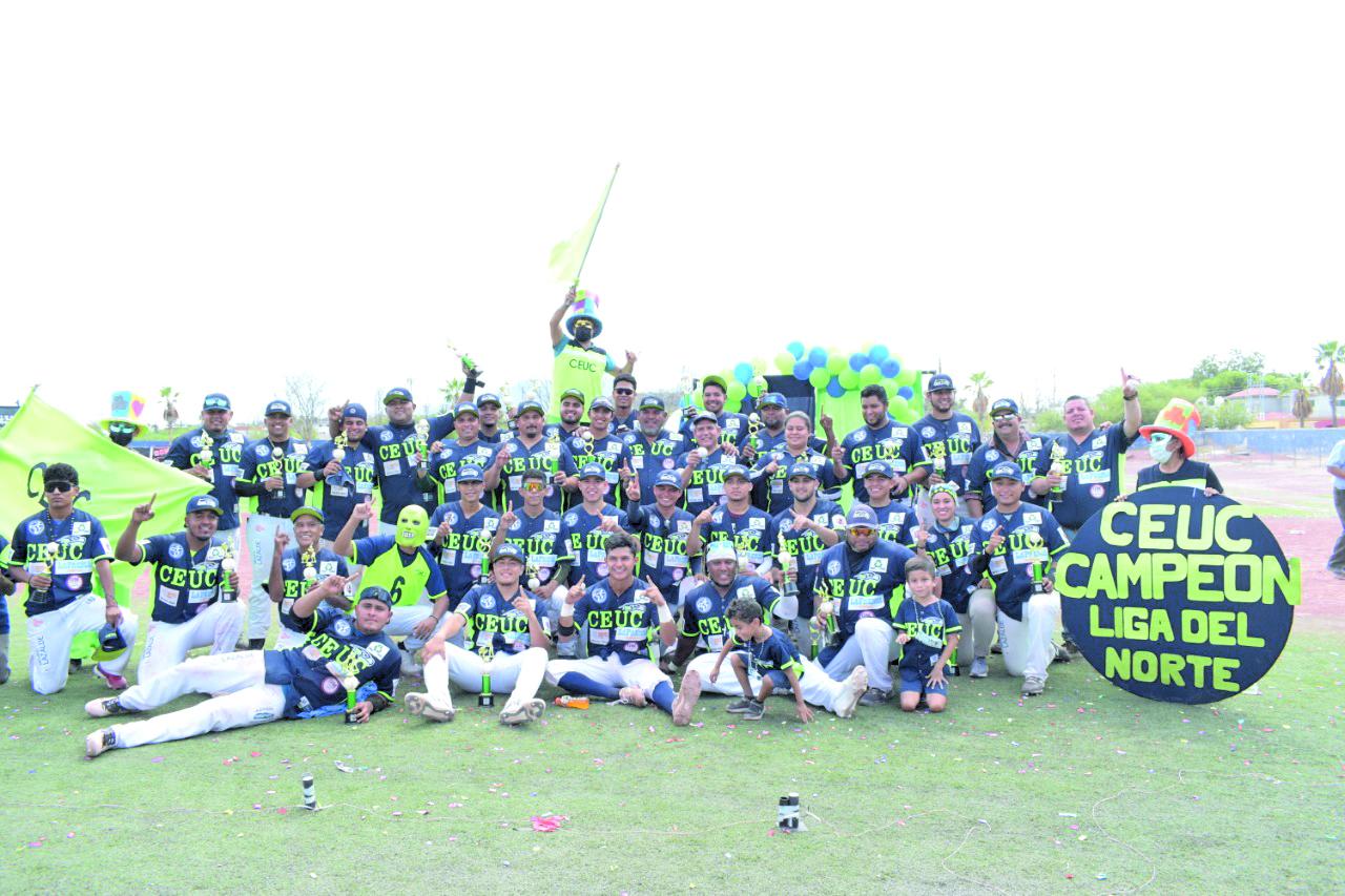 El CEUC es campeón de la Liga del Norte