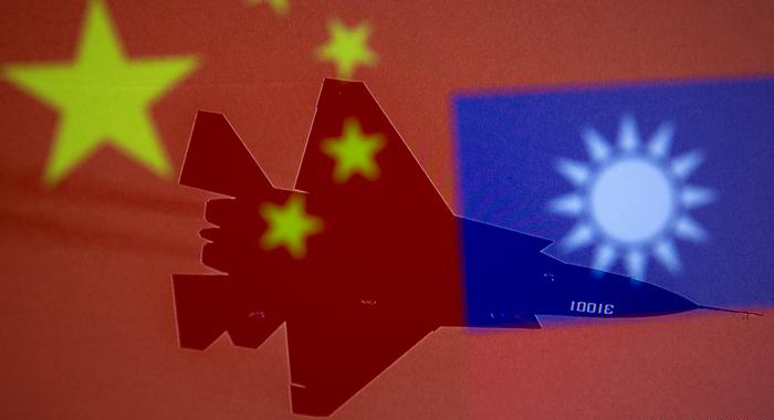 Taiwán denuncia incursión de 56 aviones chinos en su ADIZ, un nuevo récord