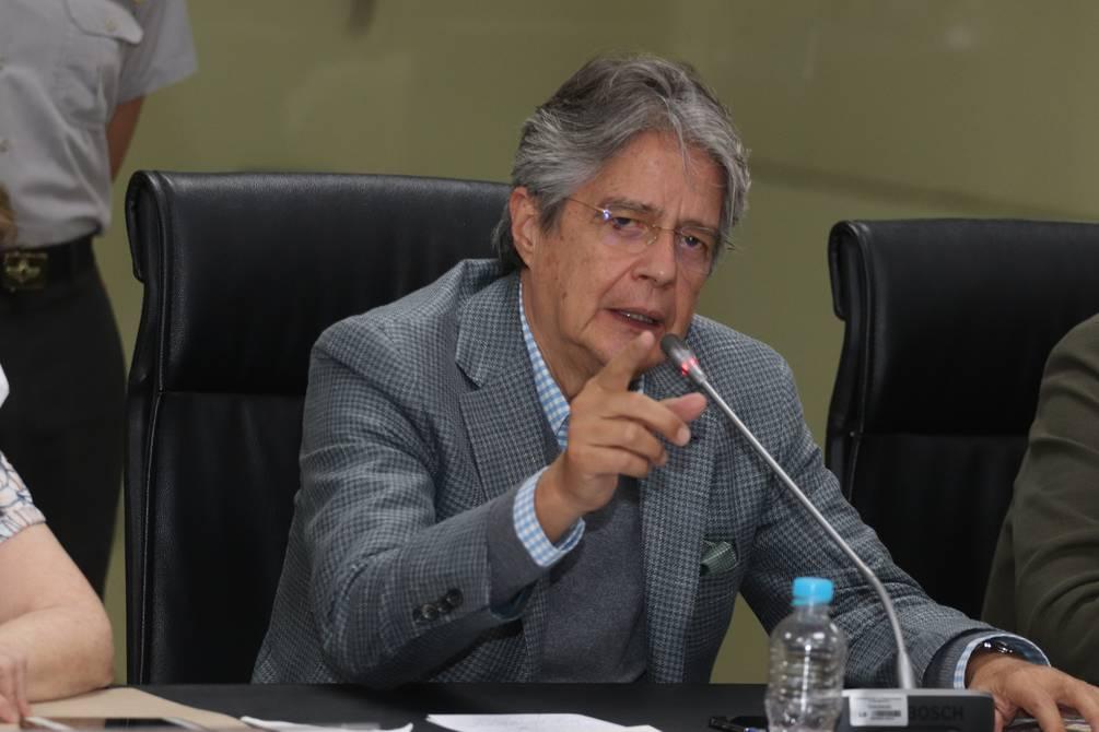 Guillermo Lasso no permitirá 'groseras generalizaciones' en el caso papeles de Pandora