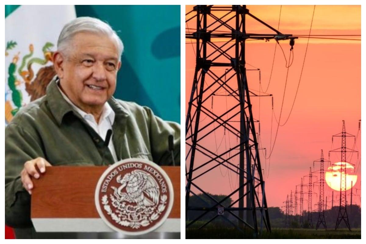 AMLO: reforma eléctrica conviene  a los empresarios