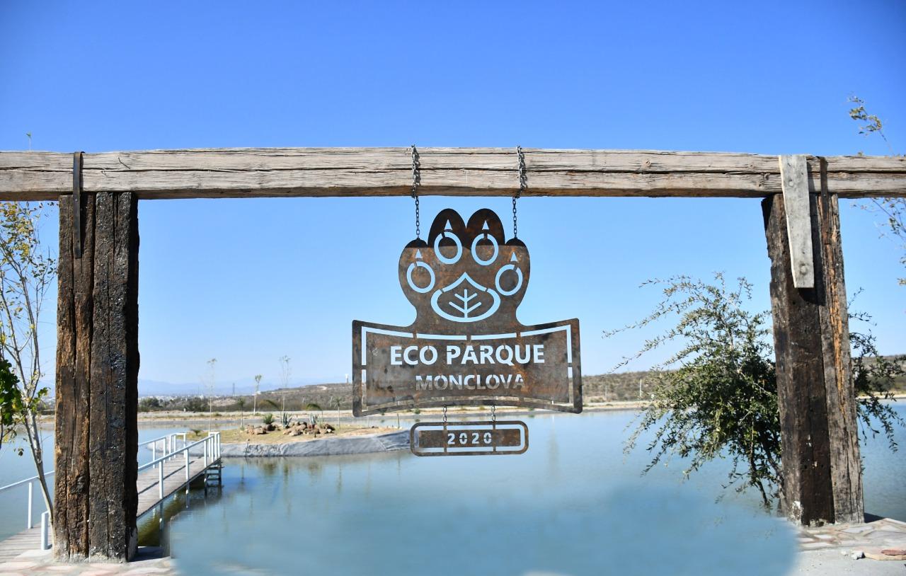 Eco parque lleva a cabo el programa Monclova Rol