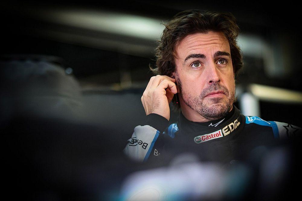 Alonso: 'Tenemos que mantener esta regularidad'