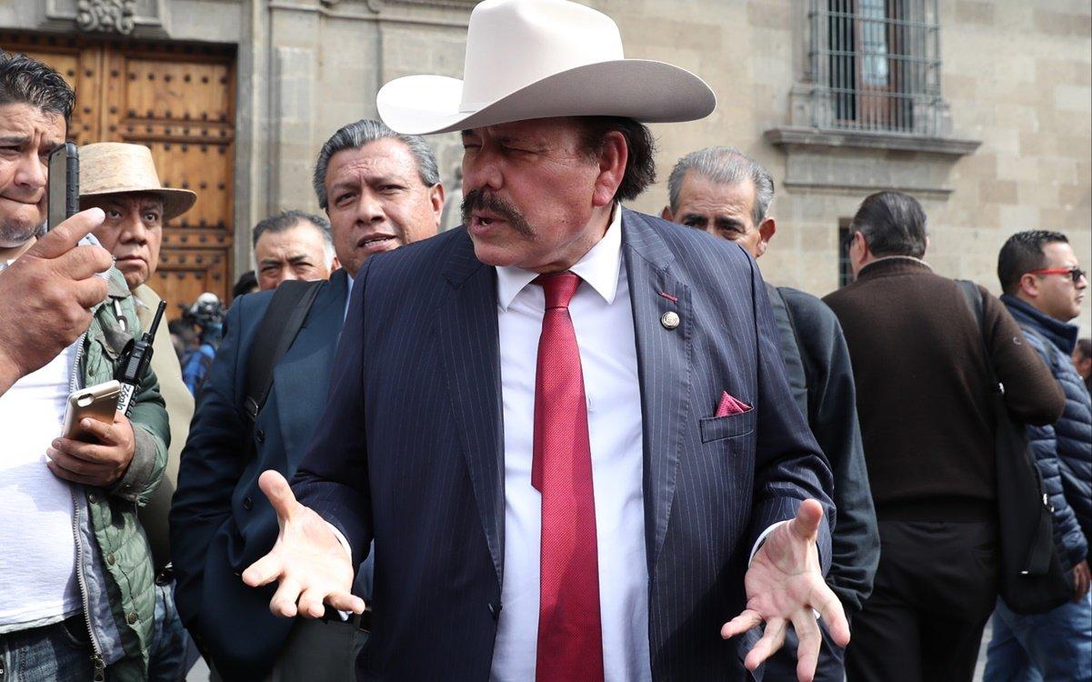 Asegura senador Guadiana que no hay nada ilegal en su inversión