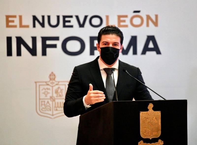 Samuel García le 'copia' a AMLO: tendrá conferencias 'mañaneras' como gobernador