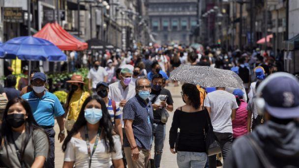 COVID-19: 279 mil 894 las defunciones por coronavirus en México