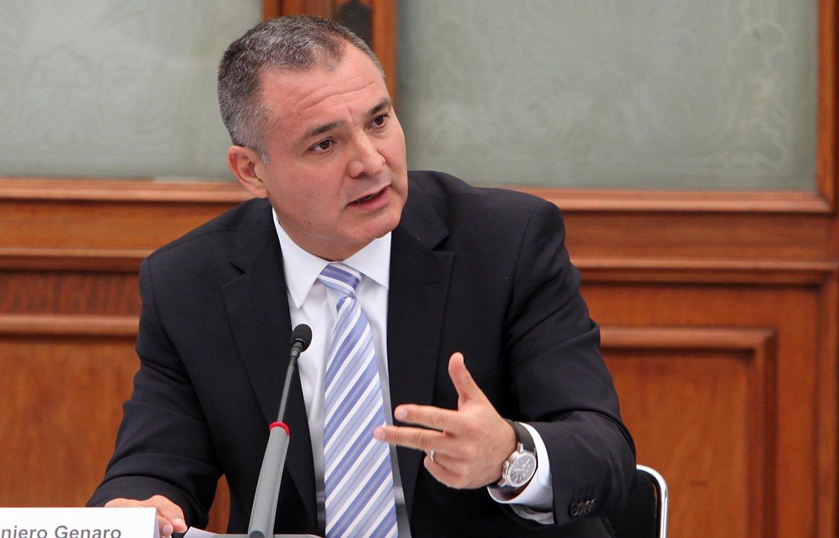 Niegan desbloqueo de cuentas bancarias vinculadas a García Luna