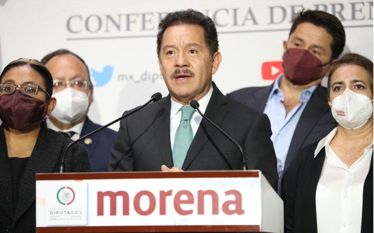 Reforma eléctrica se votará antes de fin de año: Morena