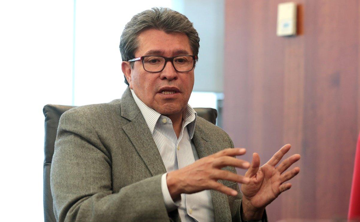 Monreal: Recuperarán la CDMX en consulta de revocación de mandato