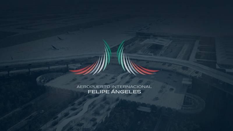 'Ya es el bueno', Ejército registra nuevo logo de Aeropuerto de Santa Lucía