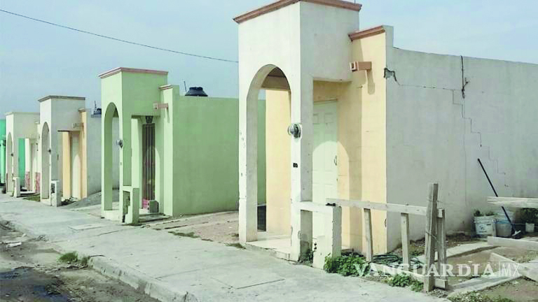 Infonavit otorga créditos para comprar casas abandonadas en Coahuila
