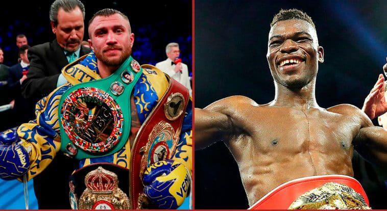 La pelea Vasiliy Lomachenko vs Richard Commey será en diciembre en Nueva York