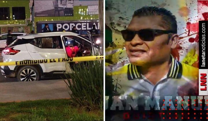 Sujetos armados asesinan a sonidero 'Rey del Wepa' en San Luis Potosí
