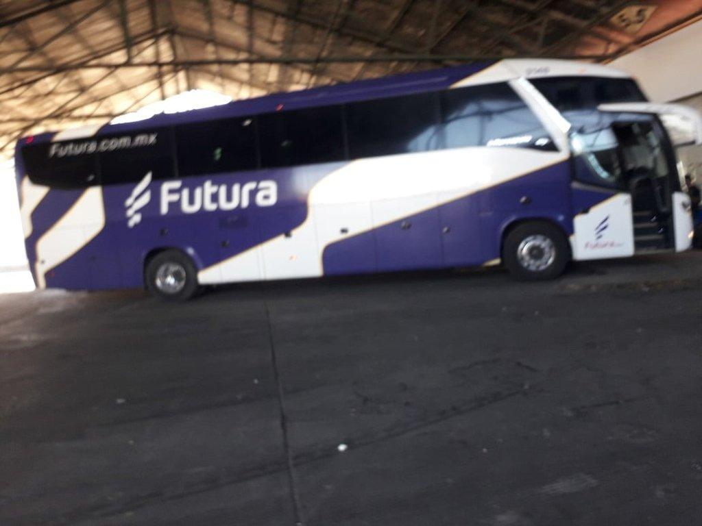 Los camiones foráneos darán servicio a migrantes con permiso legal en Coahuila
