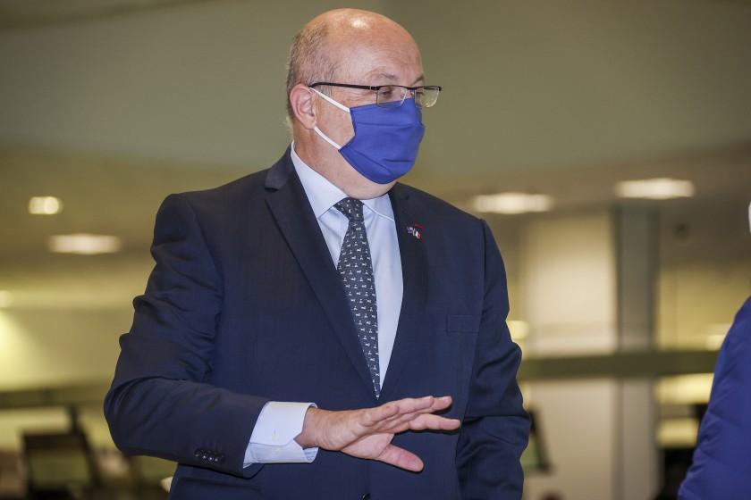 El Embajador francés en Australia regresa a Camberra, anuncia Gobierno