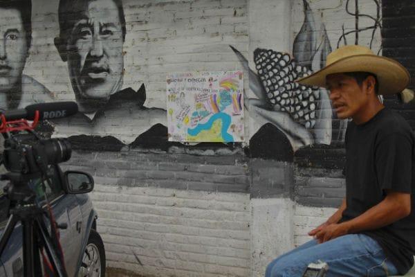 Vinculan a proceso a homicida del activista Samir Flores