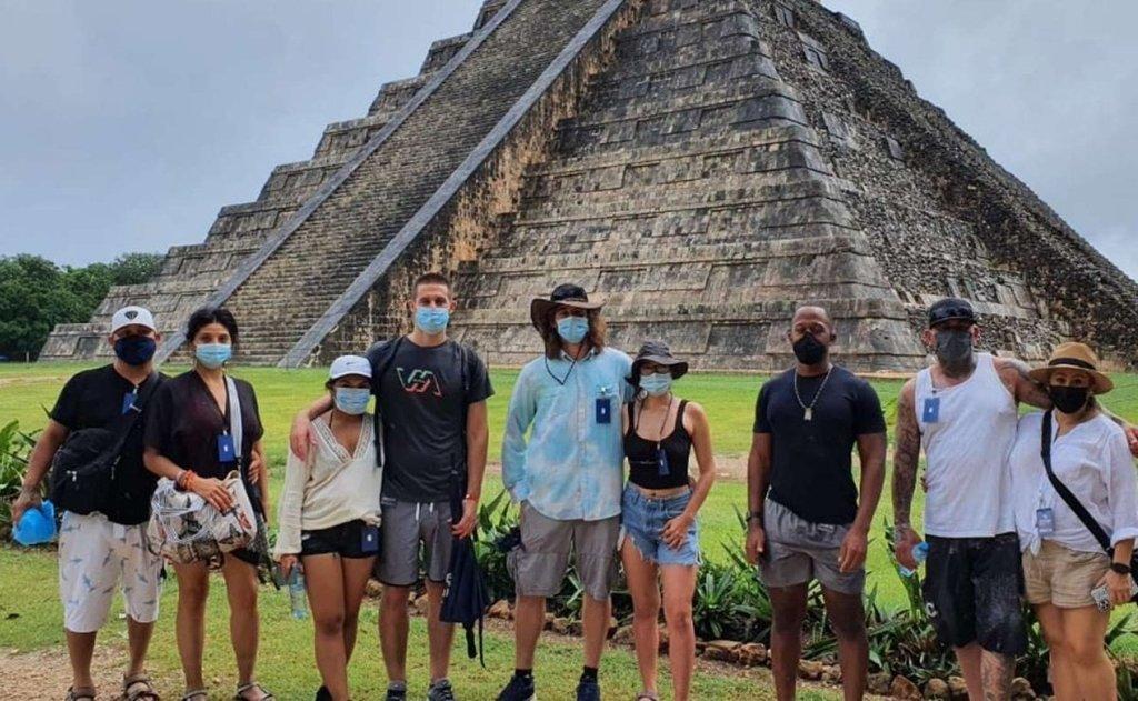 Pese a Covid-19, Chichén Itzá, es la zona maya más visitada al año