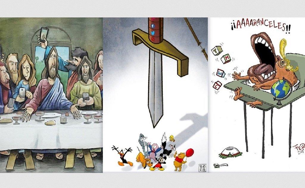 Una nueva generación de caricaturistas en EL UNIVERSAL