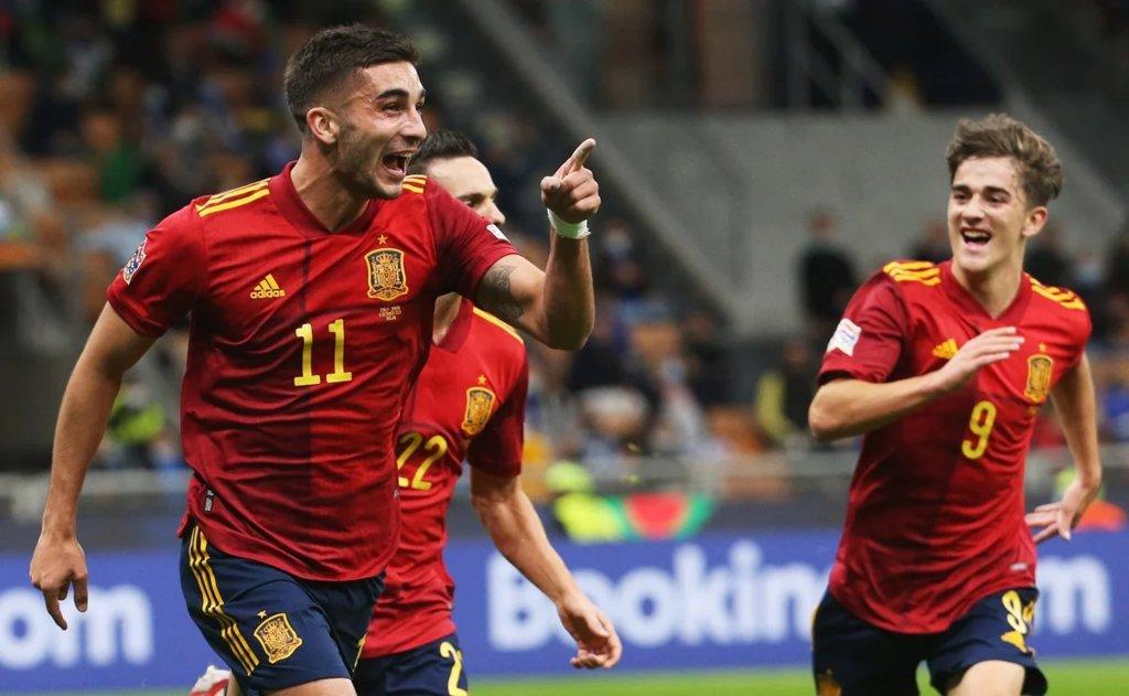 España jugará la final de la Liga de Naciones de la UEFA
