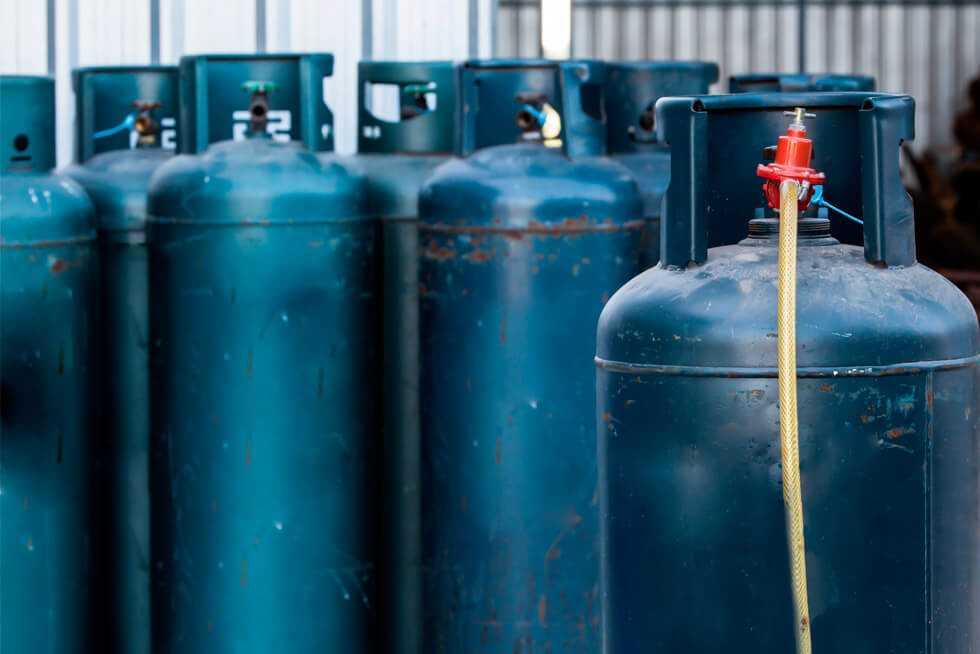 El tanque de gas: una bomba en casas de Monclova