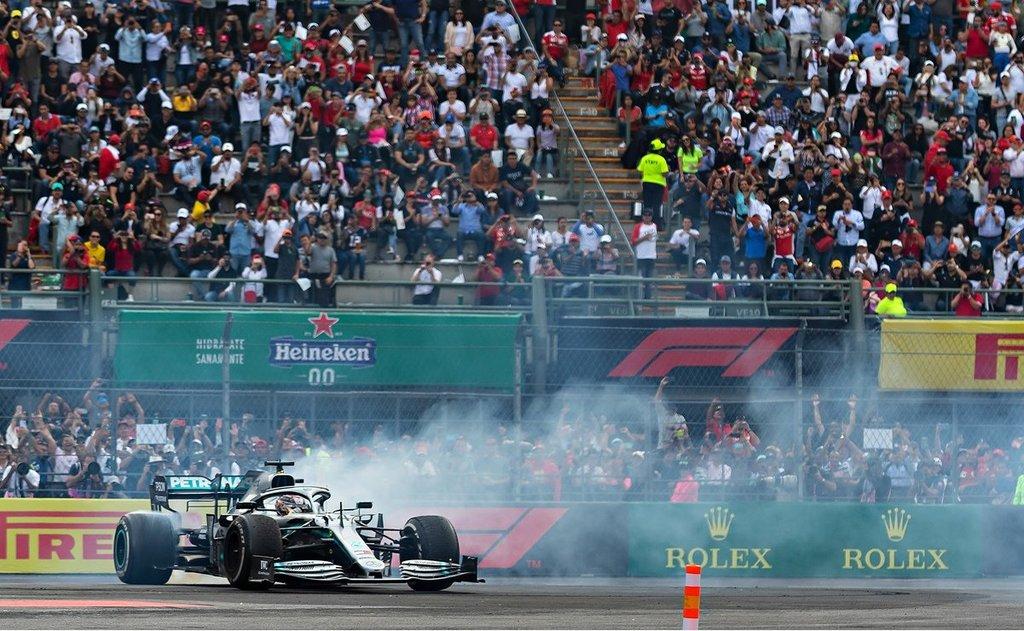 Ganador de la Pole Position en GP de México recibirá especial premio