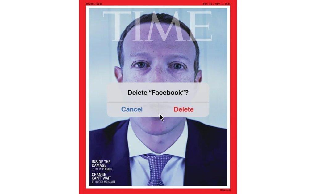 Portada de 'Time' levanta polémica por Facebook