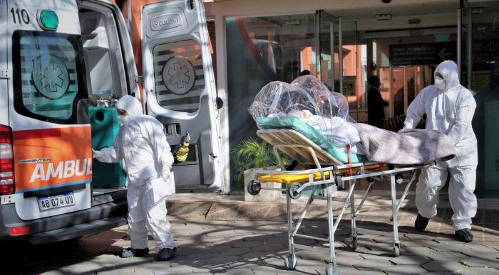 Argentina registra 1,086 nuevos casos y 37 muertes por COVID-19