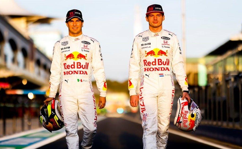 Red Bull cambia de colores para el Gran Premio de Turquía