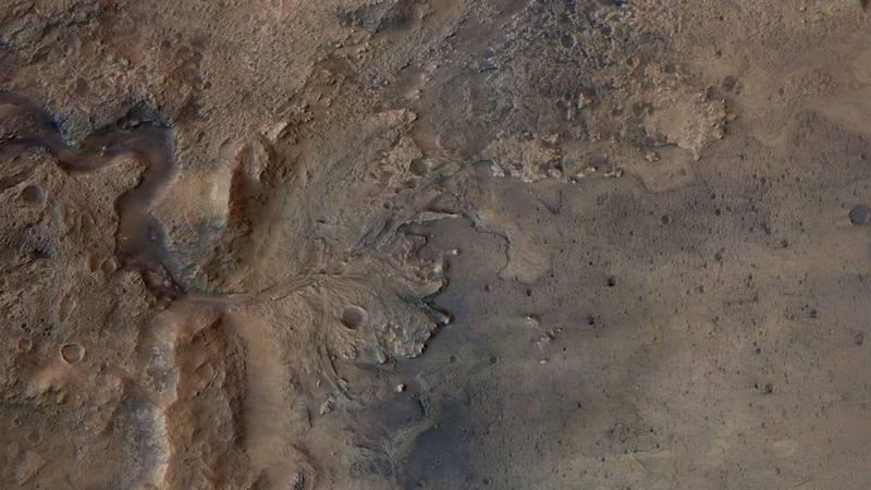 Marte tenía un 'gran y tranquilo lago', confirma el Perseverance de la NASA