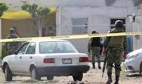 Cuatro mujeres asesinadas en Celaya, Guanajuato