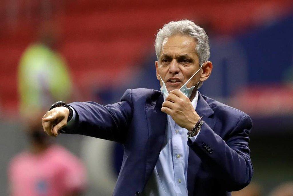 Reinaldo Rueda destaca el orden y el carácter de Colombia