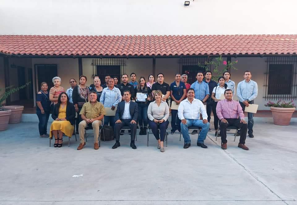 La Fiscalía capacita al turismo en la prevención del delito en Coahuila