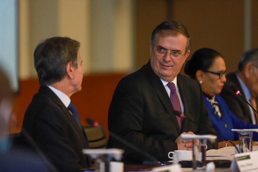 México y EU anuncian nuevo plan de seguridad, el Entendimiento Bicentenario