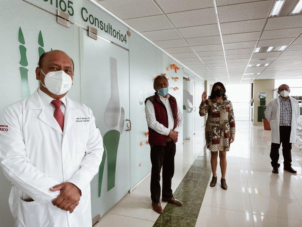 Especialistas en Puebla extirpan tumor a una mujer