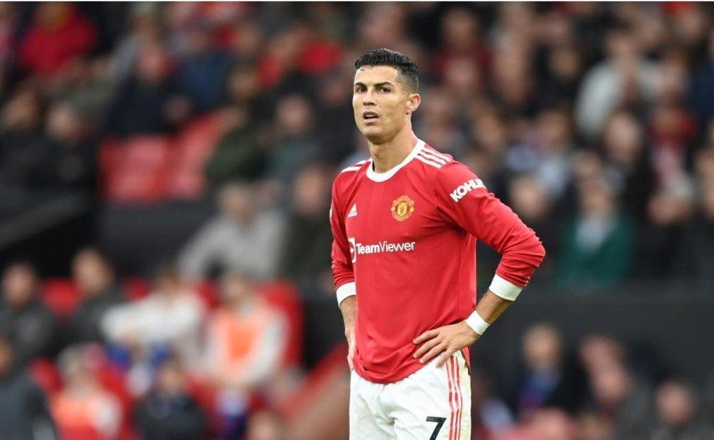 Cristiano Ronaldo es nombrado el jugador del mes en la Premier League
