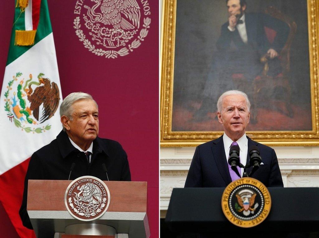 AMLO invitará a Biden a México