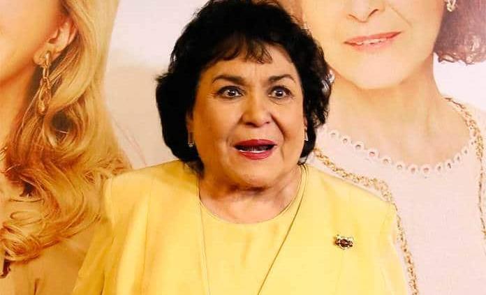 'Es una basura' dice Carmen Salinas a Lalo Mora por manosear a mujer