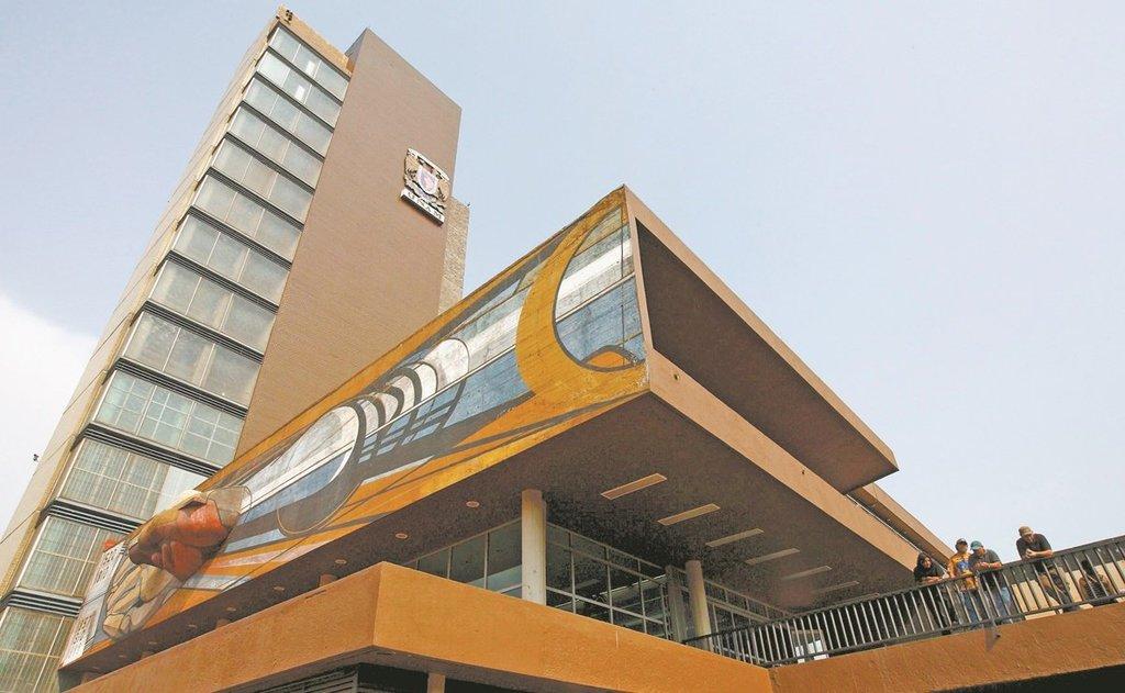 'UNAM no se detuvo un solo día', dice la universidad