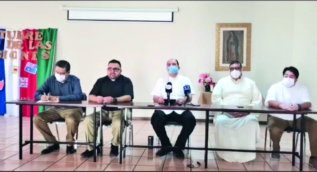 Iglesia católica planea abrir Casa del Migrante en Monclova