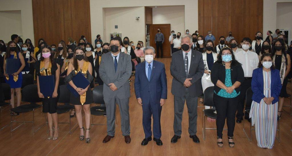 La Facultad de Contaduría y Administración de Monclova celebra 45 años de su fundación