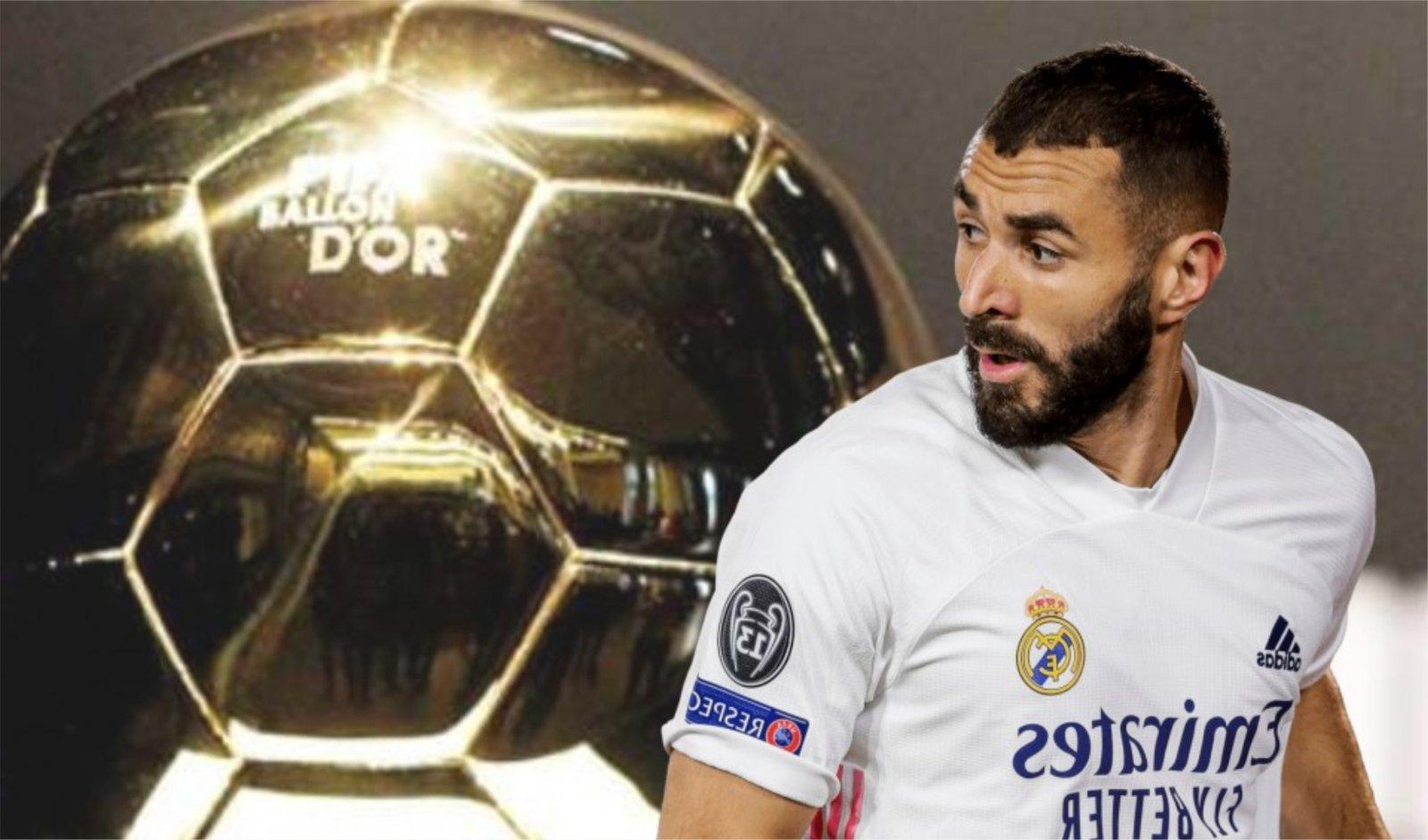 'El Balón de Oro es el sueño de todos los futbolistas': Benzema