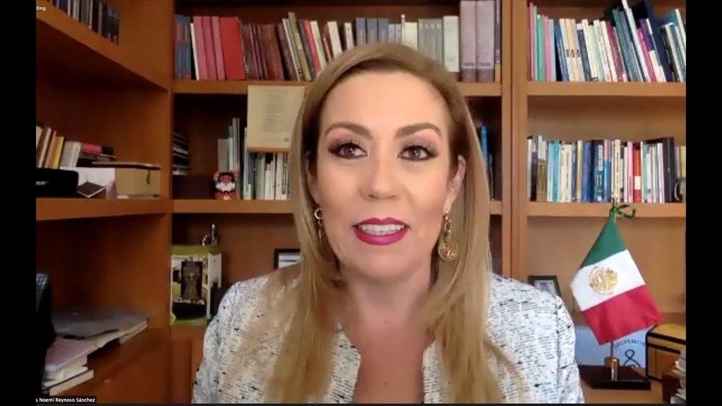 Senadora del PAN informa que padece cáncer de mama