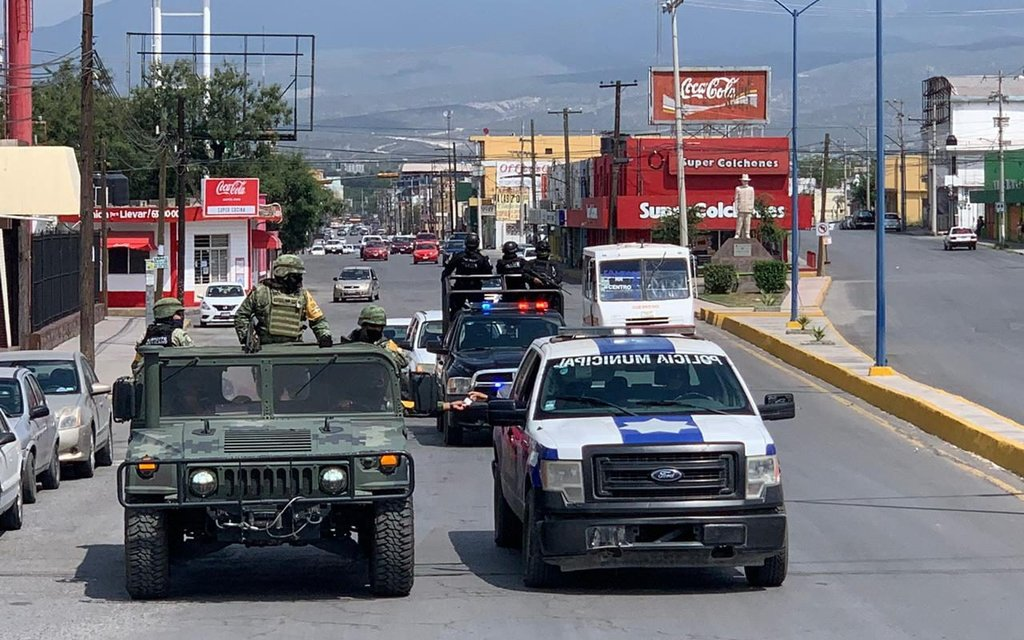 Las autoridades municipales aumentan el número de rondines en colonias de Monclova