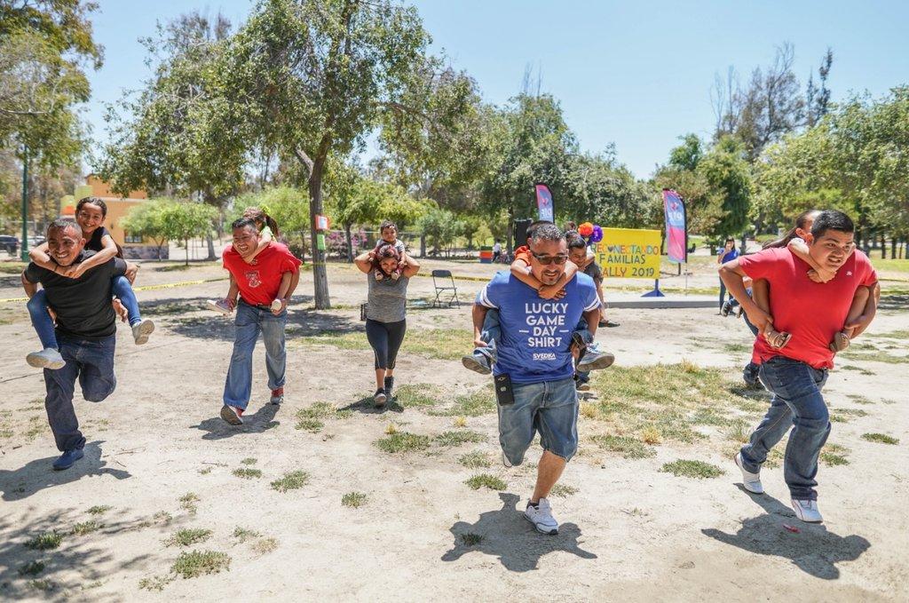 'Monclova Rol' inicia en el Ecoparque de Monclova con actividades deportivas