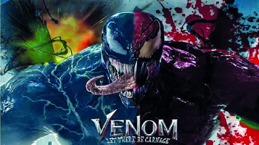 Venom: Carnage liberado, rompe récord de taquilla en México