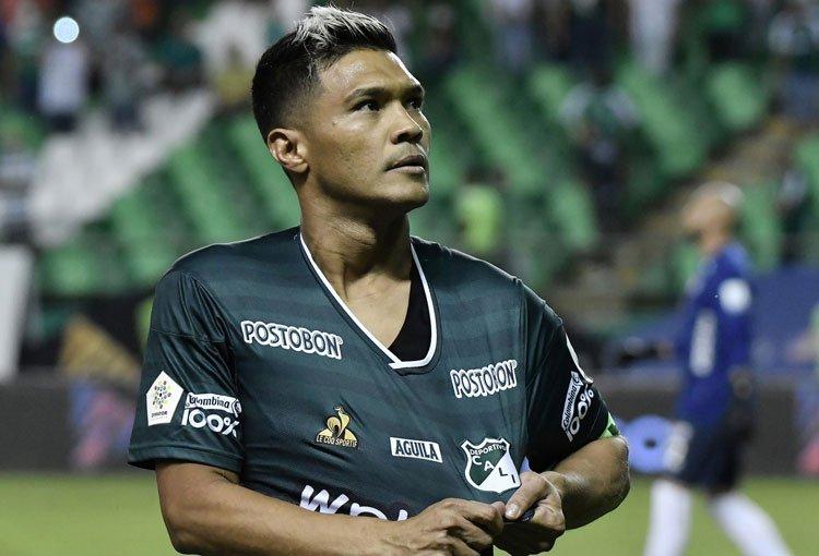 Teo Gutiérrez salva un punto para el Deportivo Cali ante La Equidad
