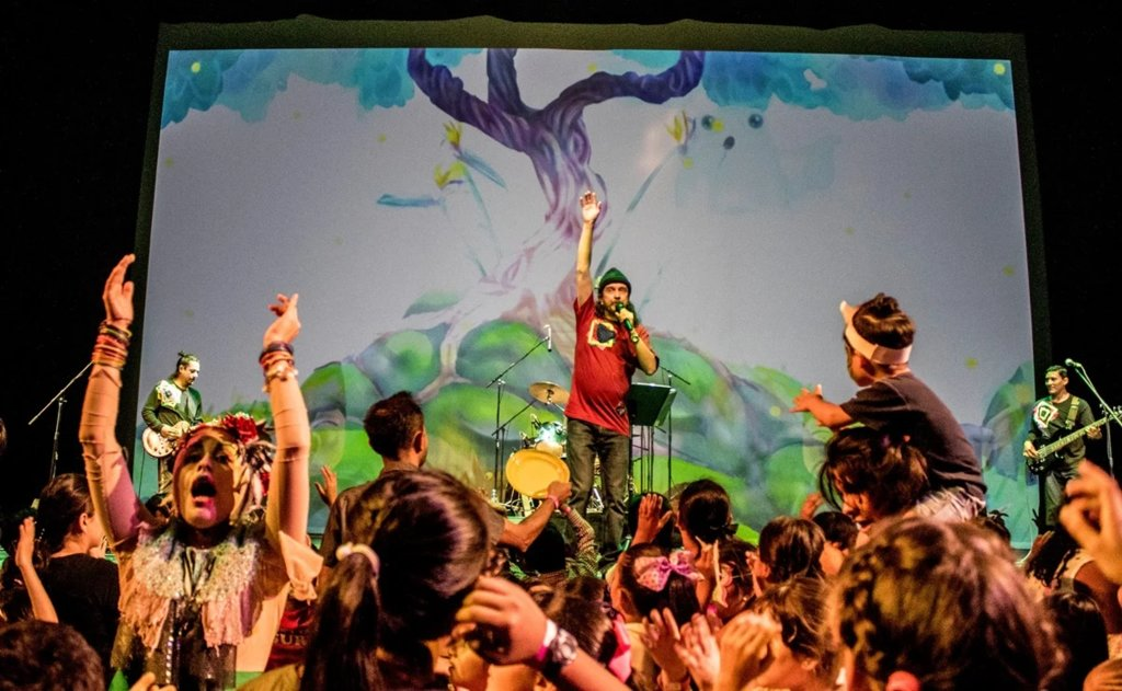 Luis Delgadillo y Los Keliguanes presentarán historias en Los Pinos