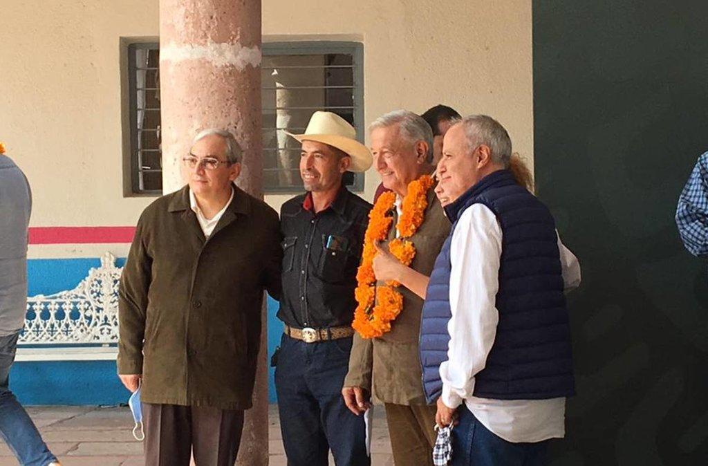 AMLO logra acuerdo para continuar trabajos de la presa El Zapotillo