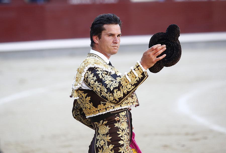 El torero Daniel Luque protagoniza una jornada de festivales
