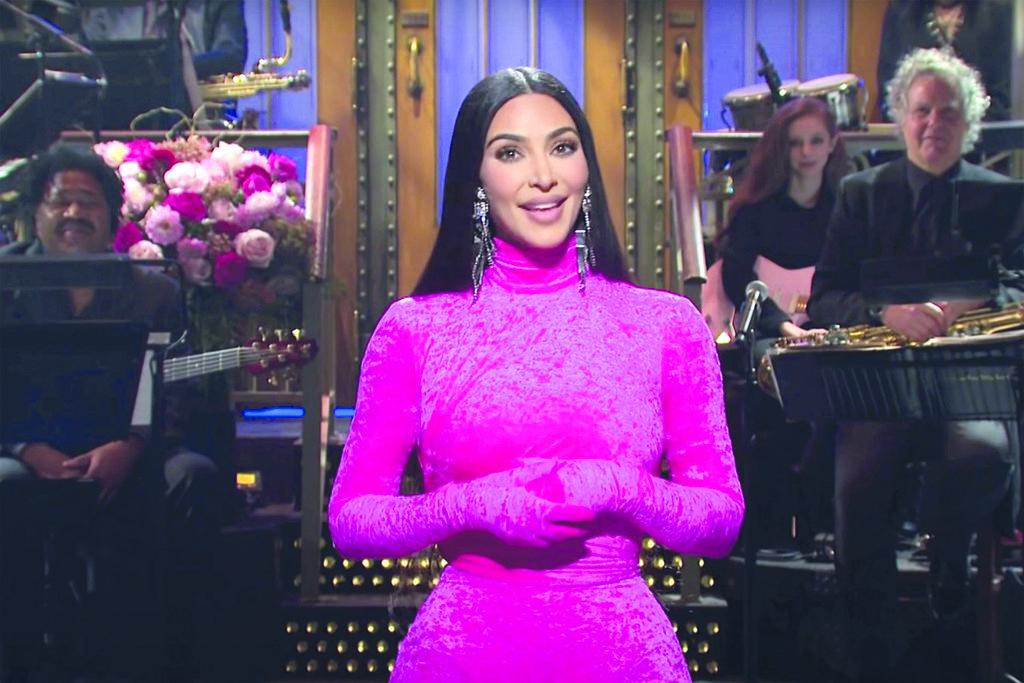 Kim Kardashian se burla de Kanye West y bromea con el caso de O.J. Simpson