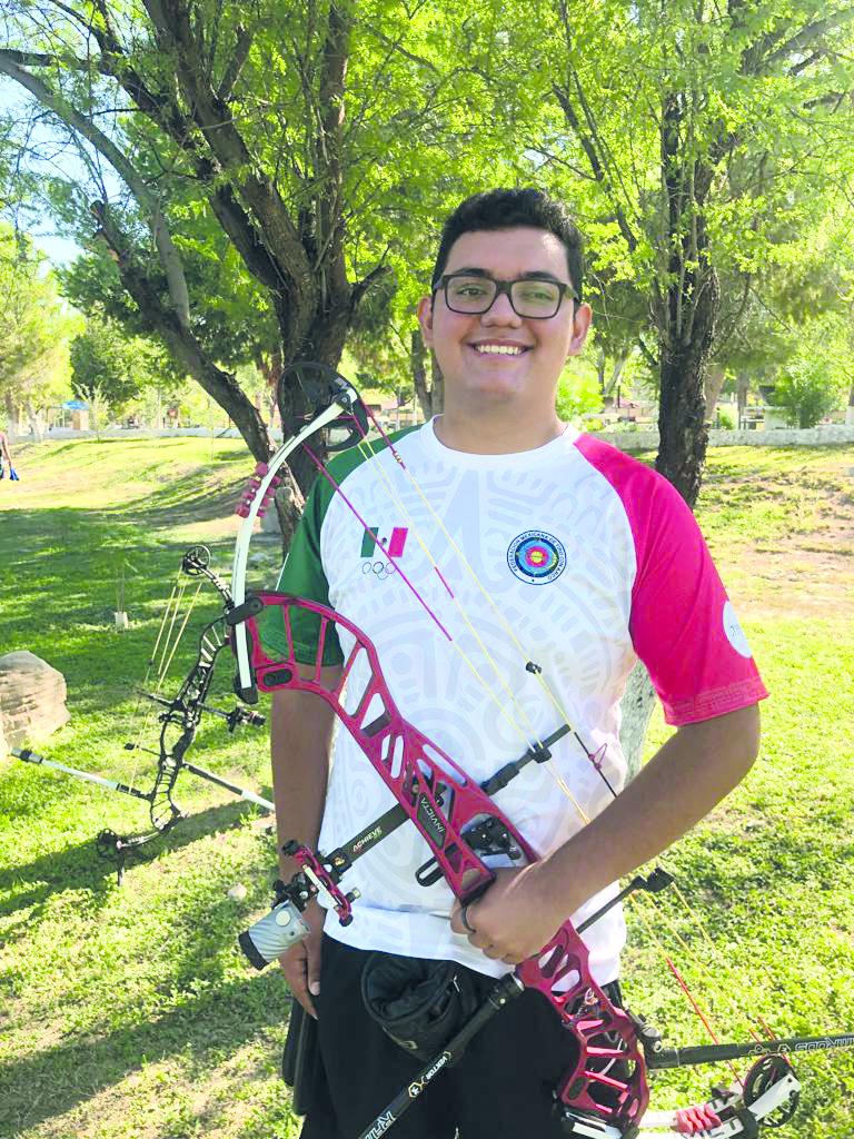 Sebastián García: Primer campeón mundial mexicano de tiro con arco